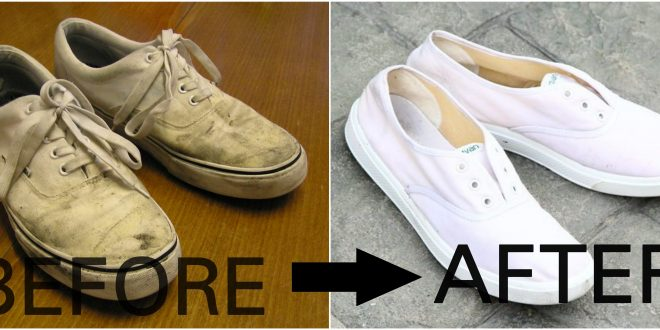 How To Keep Your White Shoes White This